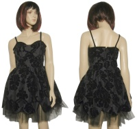 Gothic Kleid Moulin Rouge