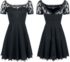 Kleid Hellbunny
