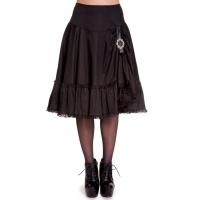 Henrietta Skirt Gothic Rock Spin Doctor