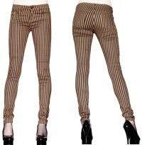 Stretchjeans Steampunk Spindoctor