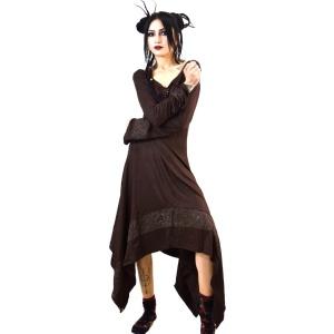 Kurta Dress im Elfen und Feen Punk Look