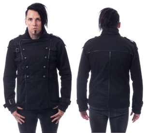 Uniformjacke Trax Jacket Chemical Black