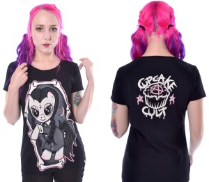 Wednesday Pony Tshirt Cupcake Cult