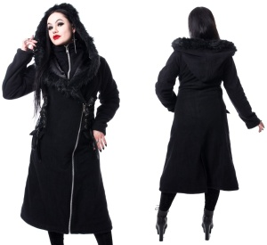 Gothicmantel Willow Coat Vixxsin