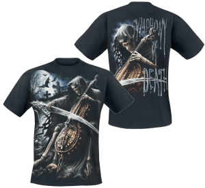 Tshirt Symphony of Death Spiral