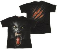 Tshirt Lycan Tribe / Werwolf Spiral