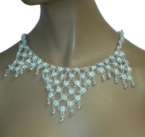 Indische Halskette Bohoschmuck