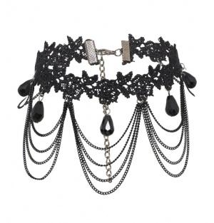 Gothic Choker Halsband