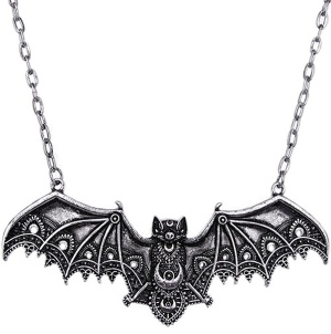 Halskette Fledermaus
