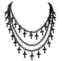 Kette Gothic Cross