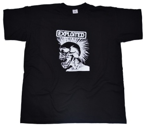 Punkrock Tshirt The Exploited G78