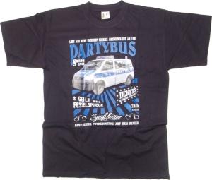 Tshirt Partybus
