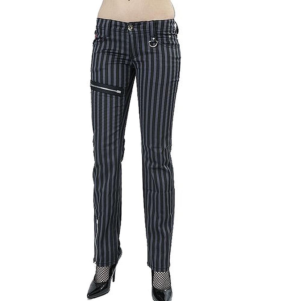 b359482431b7 Damen Jeans gestreift Queen of Darkness - Queen of Darkness Hosen ...
