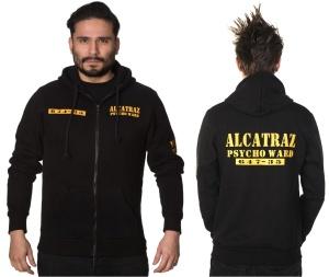 Kapuzenjacke Alcatraz Banned