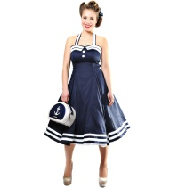 Petticoatkleid/Rock n Roll Kleid Sindy Collectif