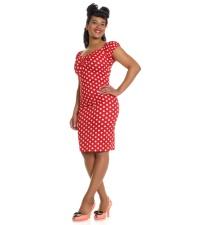 Pencil Dress/Bleistiftkleid Dolores Collectif Rockabilly