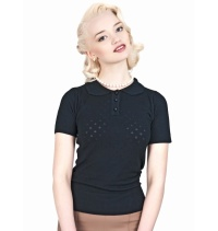 Damen Polo Freddie im Sixties Stil Collectif