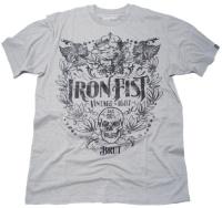 Tshirt Iron Fist Vintage Brut