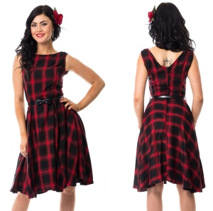 Swing Dress karo Rockabella