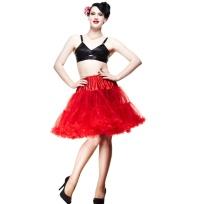 Petticoat kurz Hellbunny