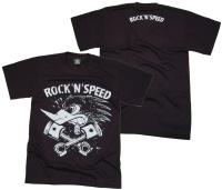 T-Shirt Rock N Speed
