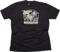 Racing Demon MotorcyclesTshirt Sourpuss