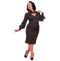 Vintagekleid 40iger Jahre Miss Candyfloss