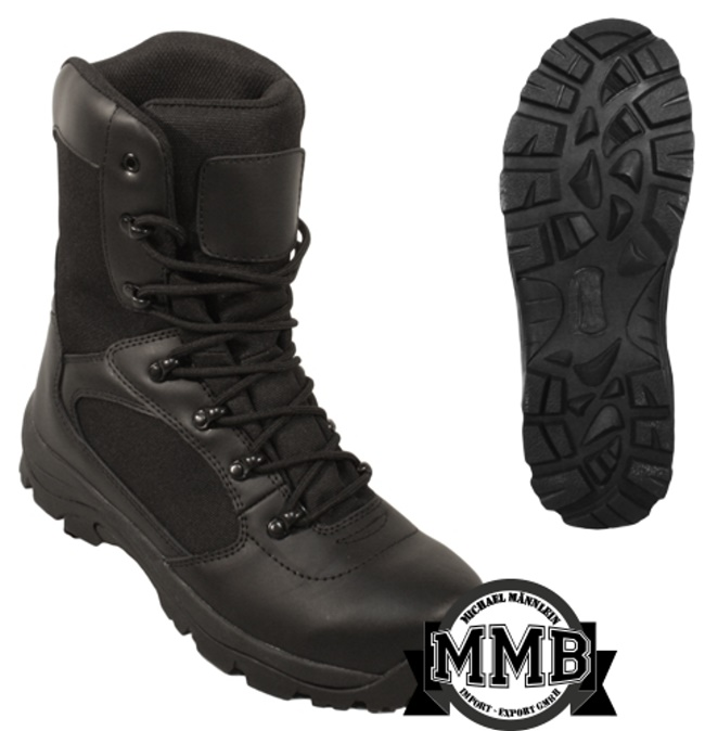 MMB Tactical Boots MMB bei Gothic Onlineshop the