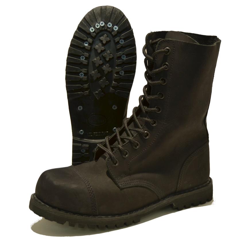 Mattschwarz Phantom The Boots Brandit Nubuk 10 Gothic Loch Bei Onlineshop Leder rdCBWoeEQx