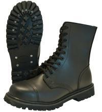 Phantom Ranger Boots 10 Loch Stahlkappenstiefel 9002