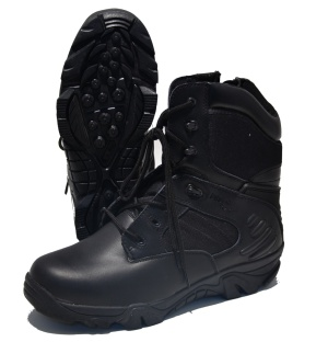 MC Allister Outdoor Boots Delta Force in schwarz